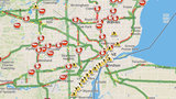 Metro Detroit traffic conditions: Check map, closures, incidents here