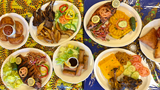 Win a $25 gift card to Maty's African Cuisine! rules