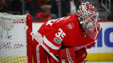 Report: Red Wings want 1st-round pick for Jimmy Howard