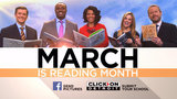 READING MONTH: How to get a Local 4 anchor to come read to your class