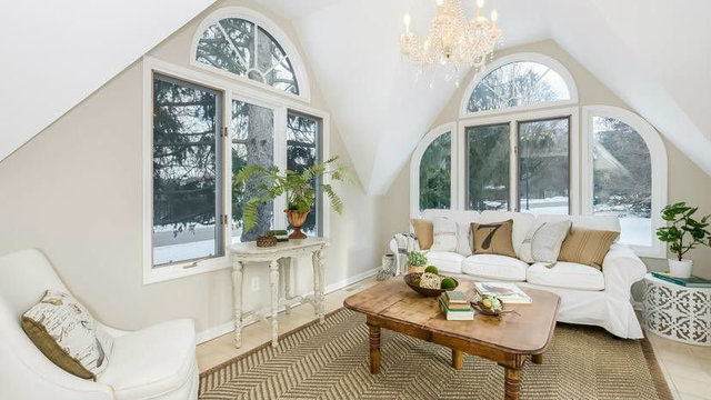 Stylish five-bedroom home in Ann Arbor's Wines neighborhood for sale