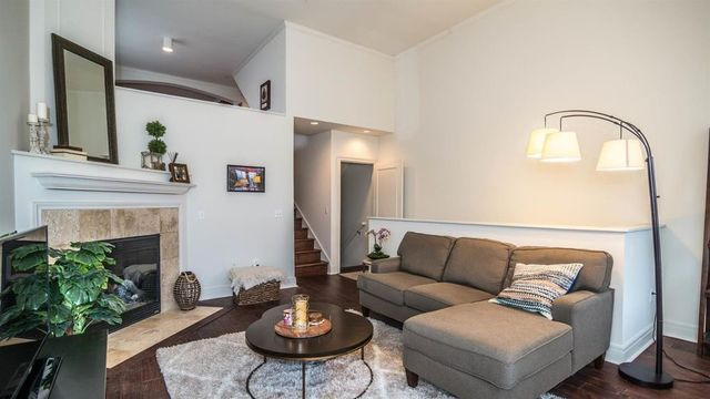 Townhouse in Ann Arbor's downtown Ashley Mews condos for sale