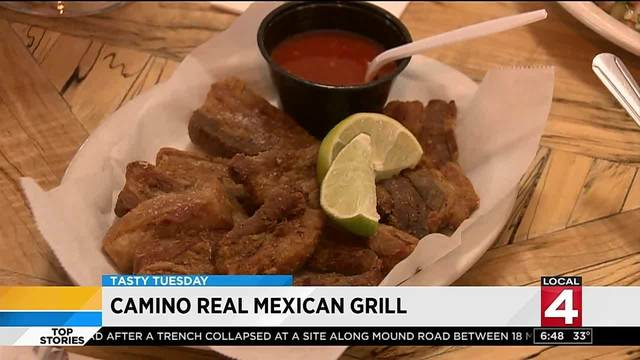 Tasty Tuesday: Camino Real Mexican Grill