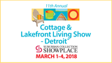 Win 4 guest passes to the 11th Annual Cottage & Lakefront Living&hellip&#x3b;