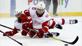 Avalanche beat Red Wings 5-1