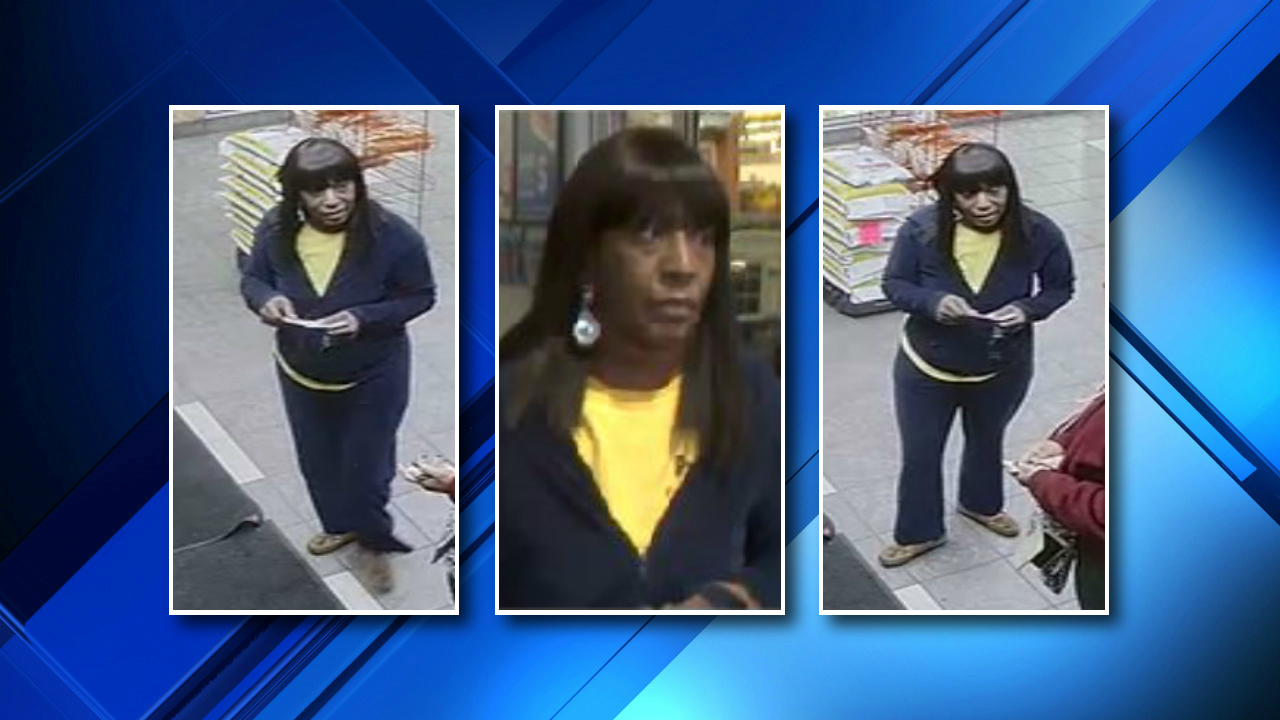 Southfield police seek woman sought in connection with Meijer
