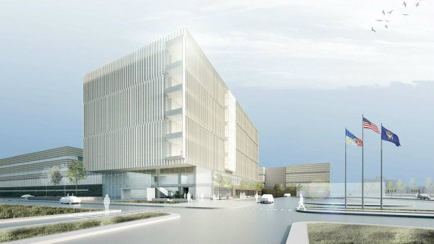 Gilbert and Wayne County Reach Deal for Criminal Justice Center