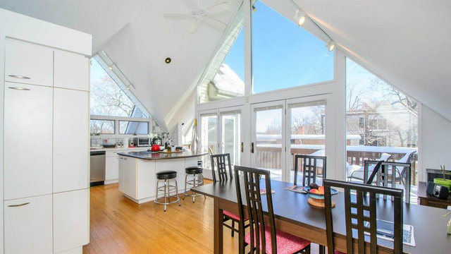 Historic home in downtown Ann Arbor for sale