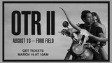 Win Two tickets to see Jay Z and Beyonce OTR II August 13th at Ford Field rules