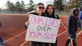 Inside look: Ann Arbor high school students walk out to protest gun violence