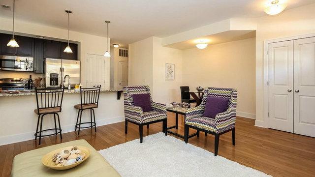 Spotless downtown Ann Arbor condo for $750k