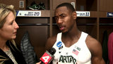 WATCH: Michigan State basketball players speak after loss to Syracuse