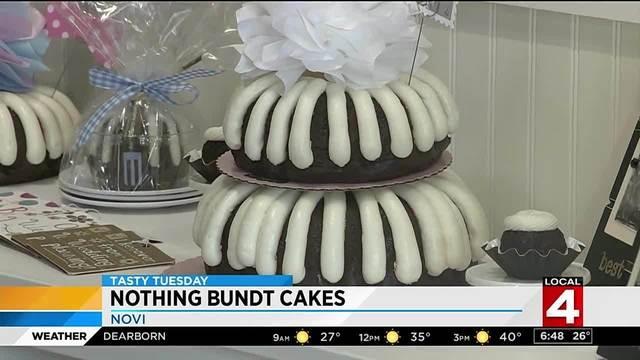 Tasty Tuesday: Nothing Bundt Cakes
