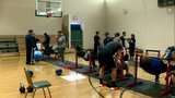 Metro Detroit firefighters train for PFT examination