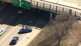 Southbound I-75 closed at I-94 in Detroit as crews fix bridge hit by truck