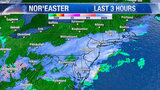LIVE STREAM: Weather radar tracks the nor'easter snow storm
