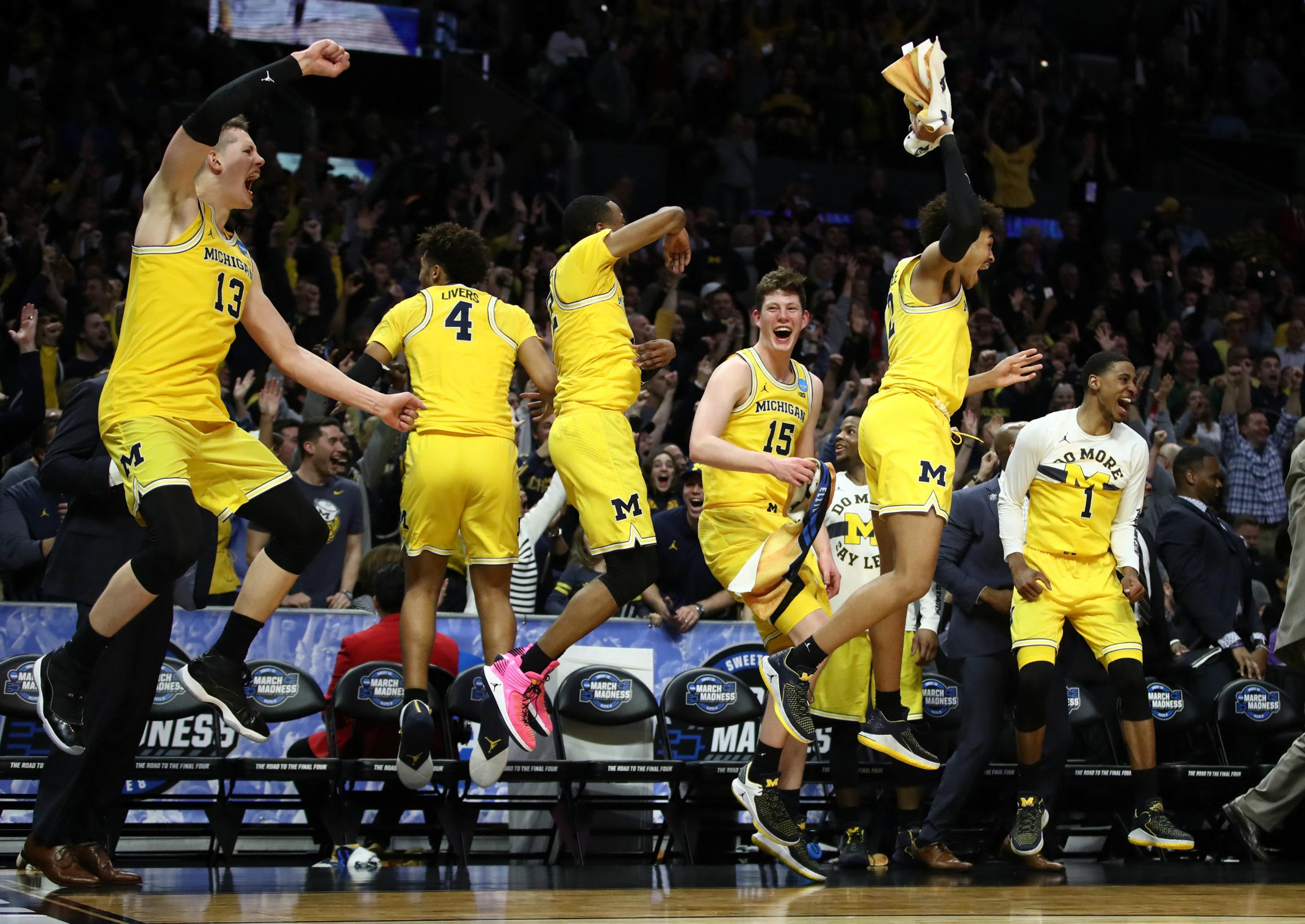 michigan basketball - photo #13
