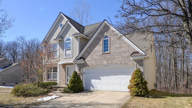 Beautiful home with forest views in Ann Arbor's Arbor Hills for sale