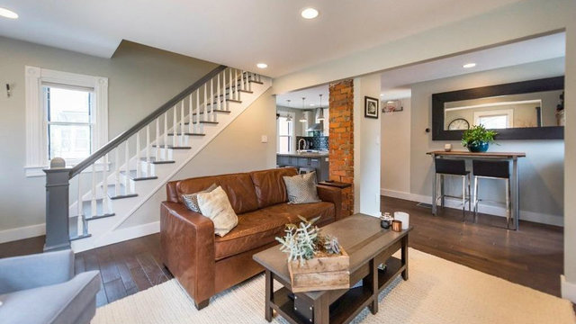 Updated historic home on Ann Arbor's Old West Side fresh on market