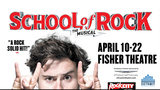 4 tickets to School of Rock plus a $250 gift card to Rock City Music and&hellip&#x3b;