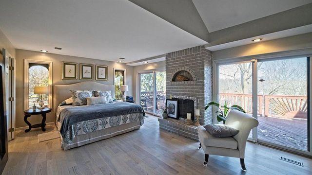 Five-bedroom home in Ann Arbor's scenic Loch Alpine for sale