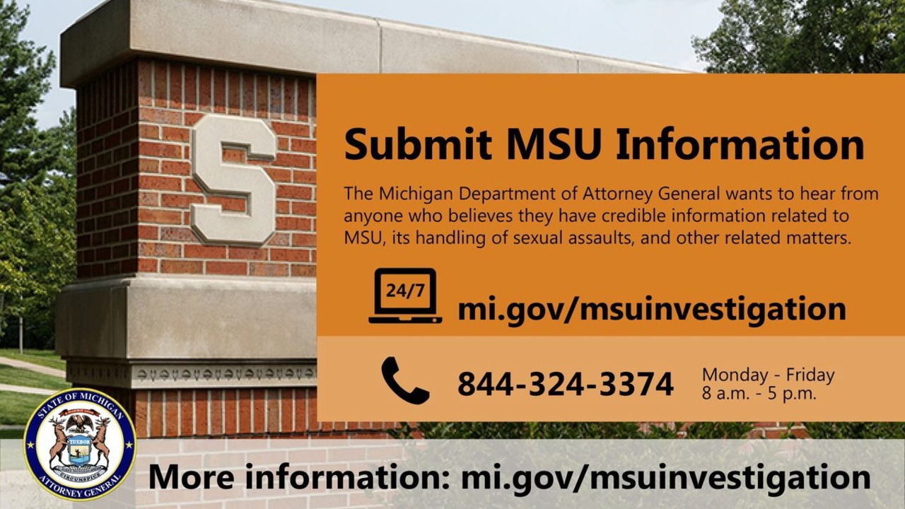 MSU's Dean Strampel charged with one felony and multiple misdemeanors