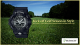 Kick off Golf Season in style with Bob Krause Golf and a news G-Shock&hellip&#x3b;