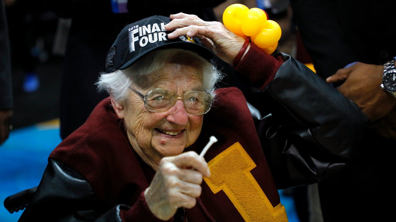 Bank of Ann Arbor sends message to Sister Jean ahead of...