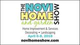 Novi Home & Garden Show giveaway rules