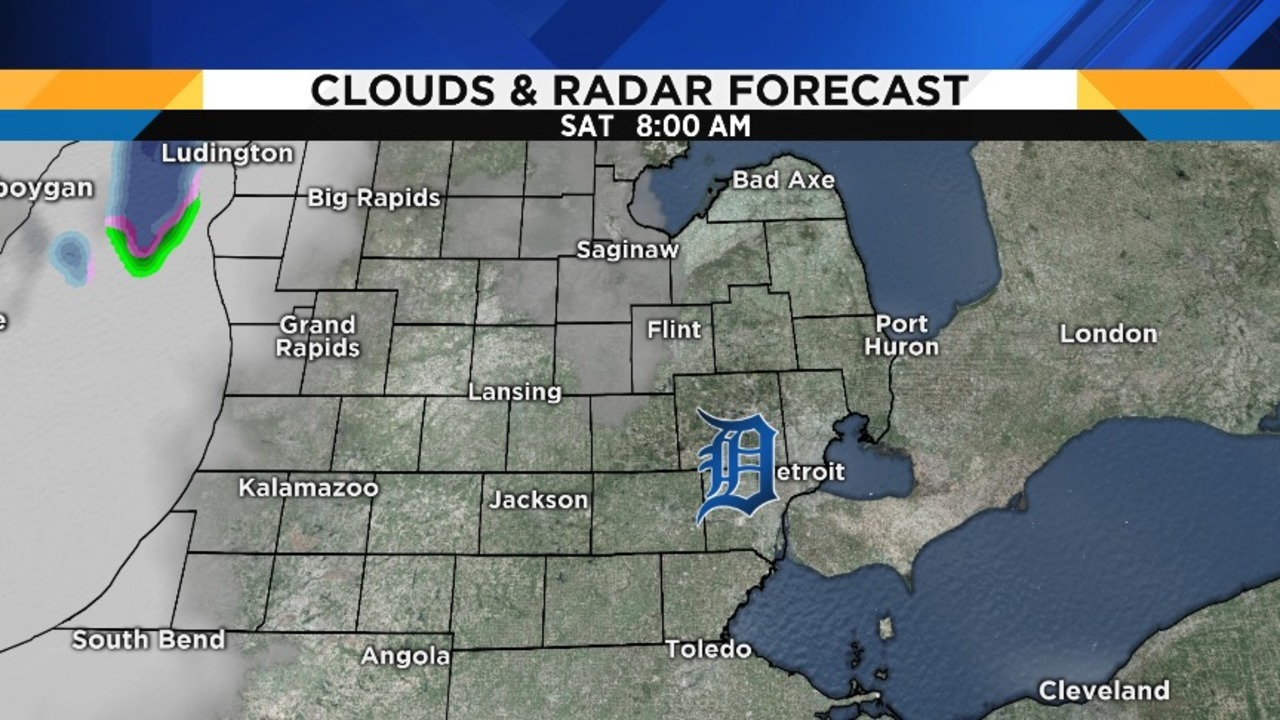 Forecast: Warmer today, then cooler again over the upcoming weekend