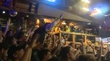 Party underway in Ann Arbor as Michigan advances to title game