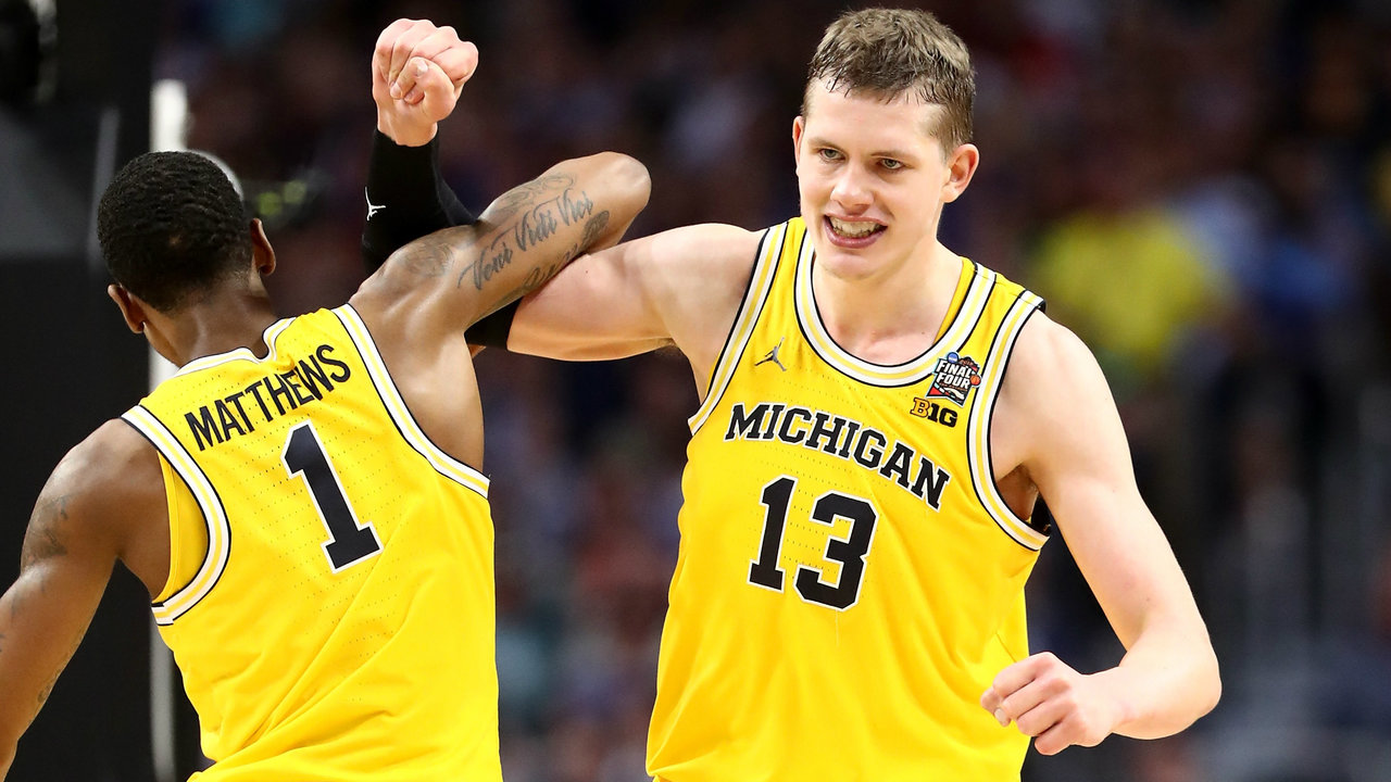 Can Michigan basketball beat Villanova to win nationalMichigan Basketball