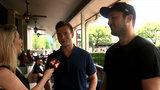 Michigan basketball alum Spike Albrecht, Zack Novak talk about playing&hellip&#x3b;