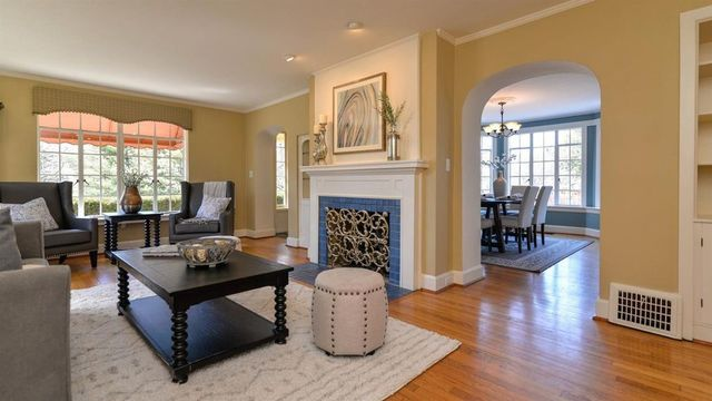 Stunning traditional Ann Arbor Hills home new to market