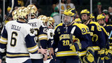 Michigan hockey's Cooper Marody signs entry-level contract with Oilers