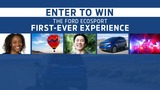 Local 4 and Ford EcoSport 'First Ever' Experience Contest Rules