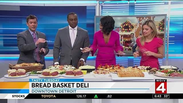 Tasty Tuesday: Bread Basket Deli