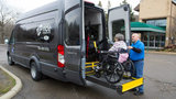 Ford uses van service to enter medical transport business