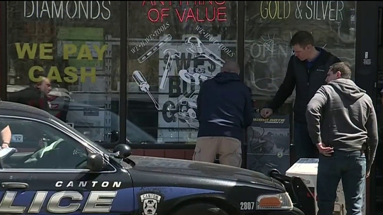 Multiple Police Agencies Confiscate Merchandise During Raids