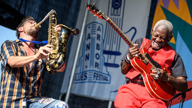 Ann Arbor Blues Festival set for Aug 16-18 at Washtenaw Farm Council Grounds