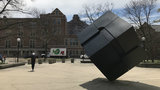 University of Michigan's 'The Cube' to stop spinning May 14