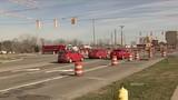 M-59 project back underway&#x3b; Garfield Road closure already causing headaches