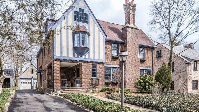 1920s Ann Arbor Hills Tudor listed for $1.3 million