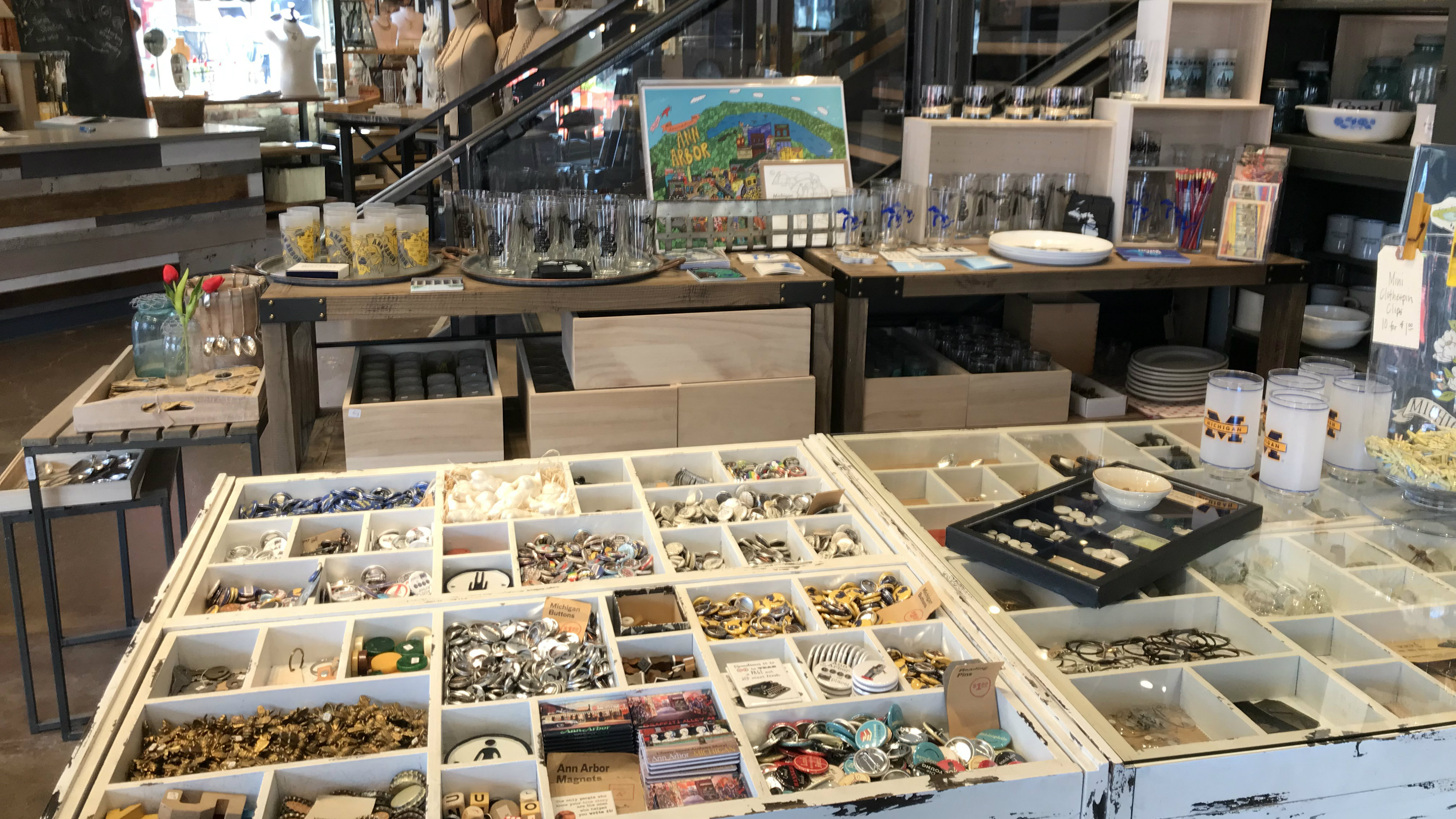 Guide to Ann Arbor\'s best gift stores