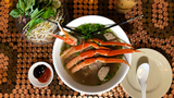 Dine in the D: Detroit Pho and Crab rules