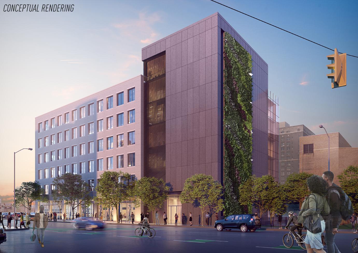 Olympia announces $200M District Detroit development spanning
