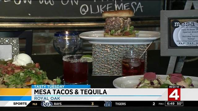 Tasty Tuesday: Mesa Tacos & Tequila