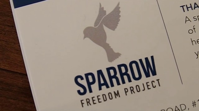 Metro Detroit-based Sparrow Freedom Project fights human trafficking…