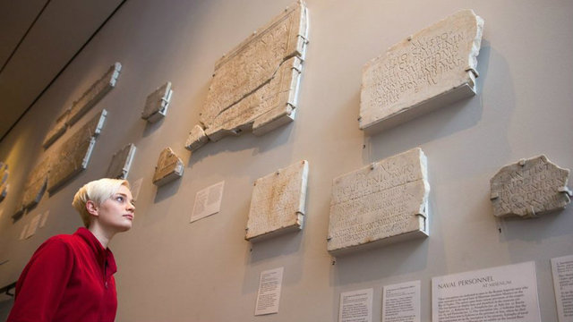 Scholar symposium highlighting graffiti use in ancient world to be held…