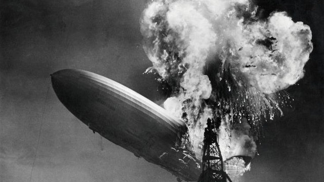 Today in 1937: Hindenburg goes down in flames, killing 36